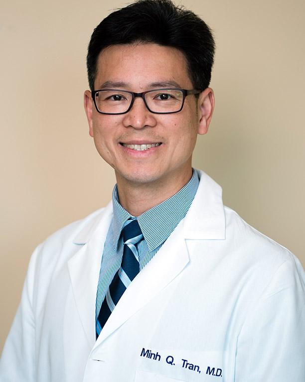 Minh D. Tran, MD