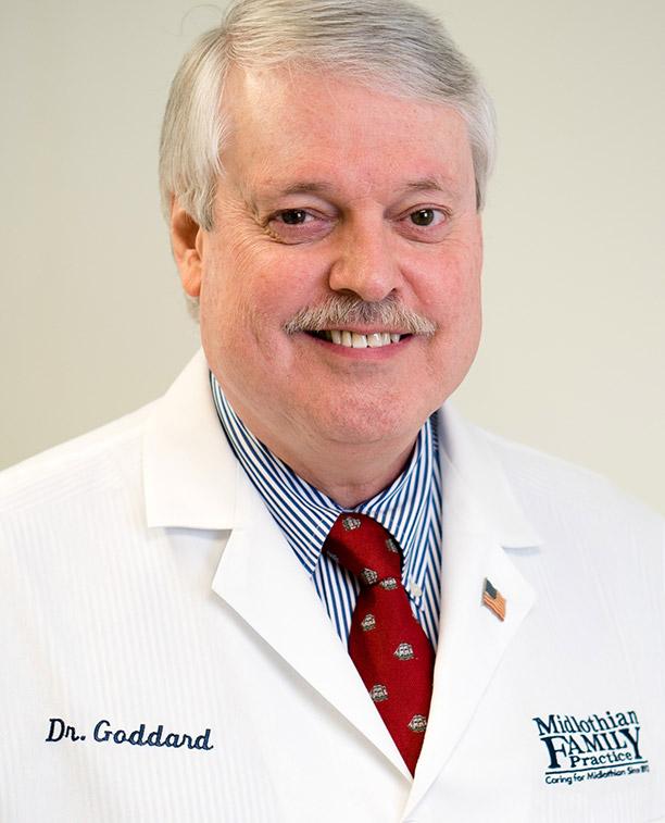 Joseph P. Goddard, MD