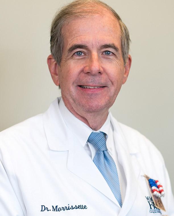 W. Philip Morrissette III, MD
