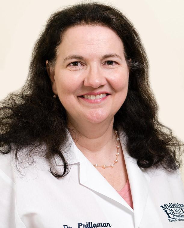 Barbara M. Prillaman, MD