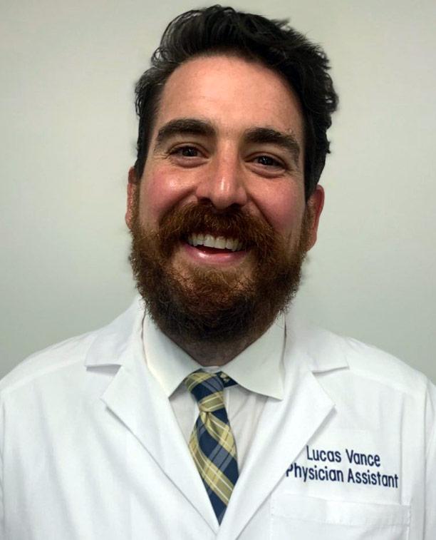 Lucas Vance, Physicians Assistant, Virginia Physicians, Inc.